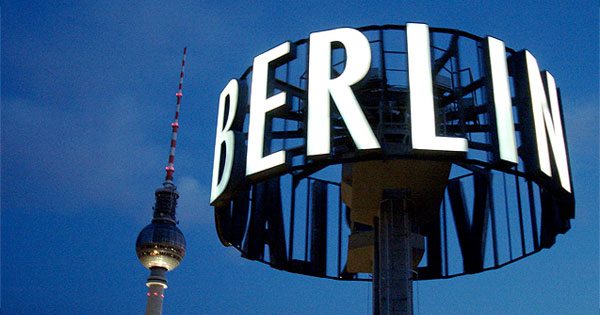Greetings Berlin!