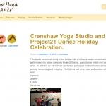 Crenshaw Yoga