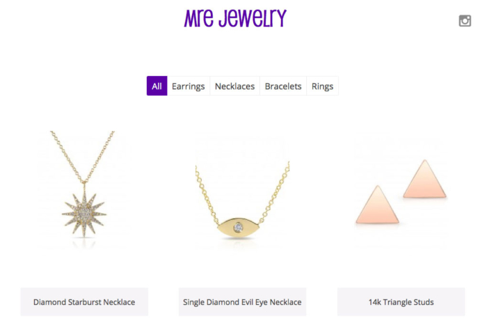 MRE Jewelry